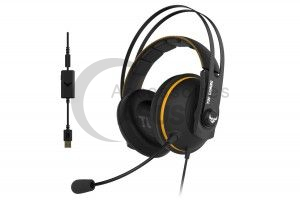 Headphone TUF H7 yellow