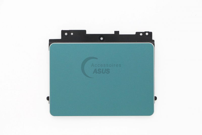 Green touchpad for VivoBook