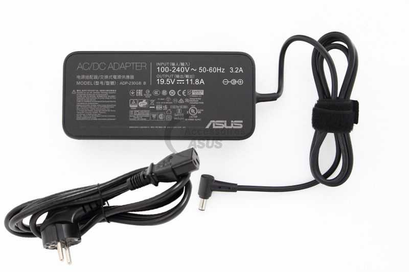 Asus 230W charger for the portable PC