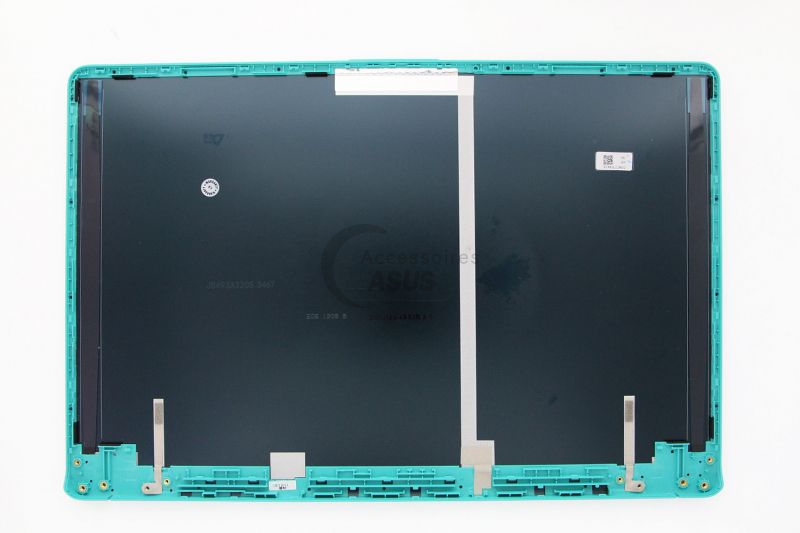 15-inch green LCD Cover for VivoBook