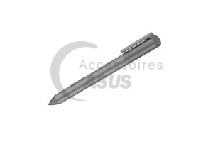 Silver stylus for tablet and touch notebook