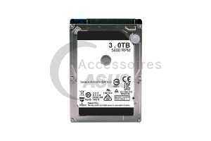"Hard disk 2.5 ""3TB SATA 6Gb / s"