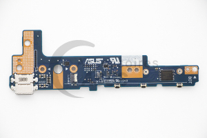 USB daughter board and buttons for ZenBook Flip
