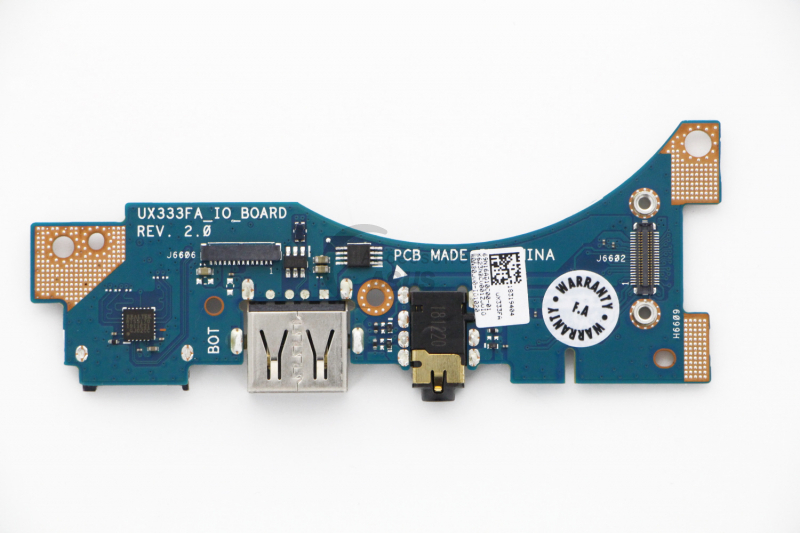 USB controller daughter board for ZenBook