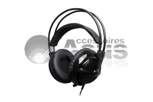 Steel Series Siberia V1 Black Gaming Headphones