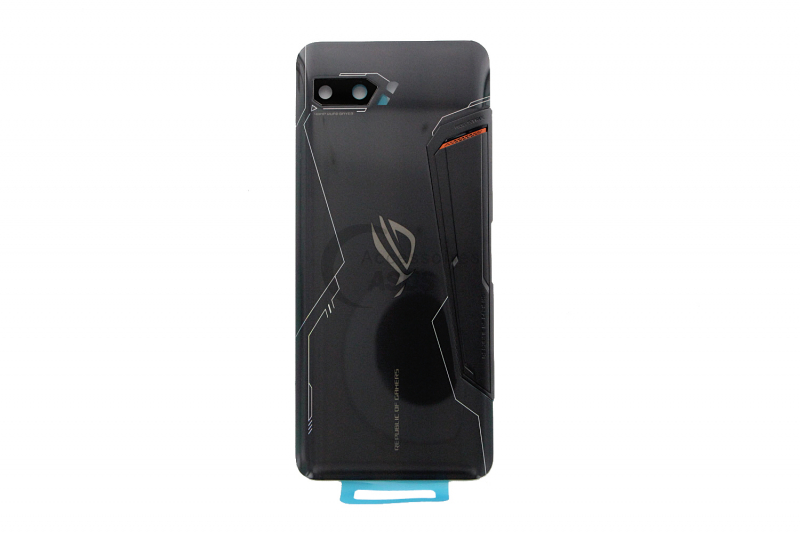 Black back cover for ROG Phone II