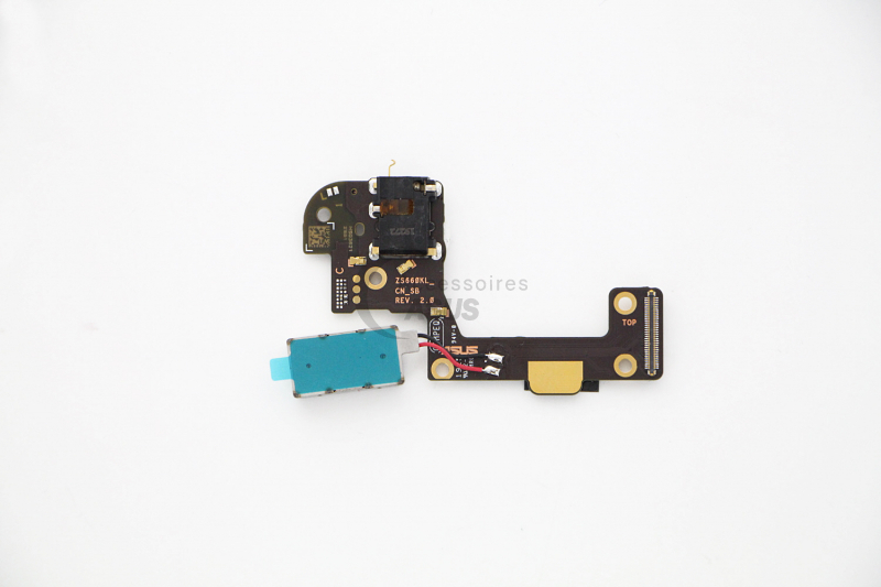 Audio jack controller card for ROG Phone II