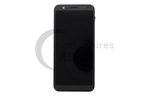 Black screen module for ZenFone Max M1