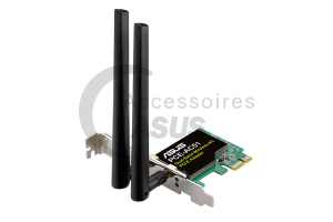Wireless Network Card AC750 Dual-Band PCE-AC51