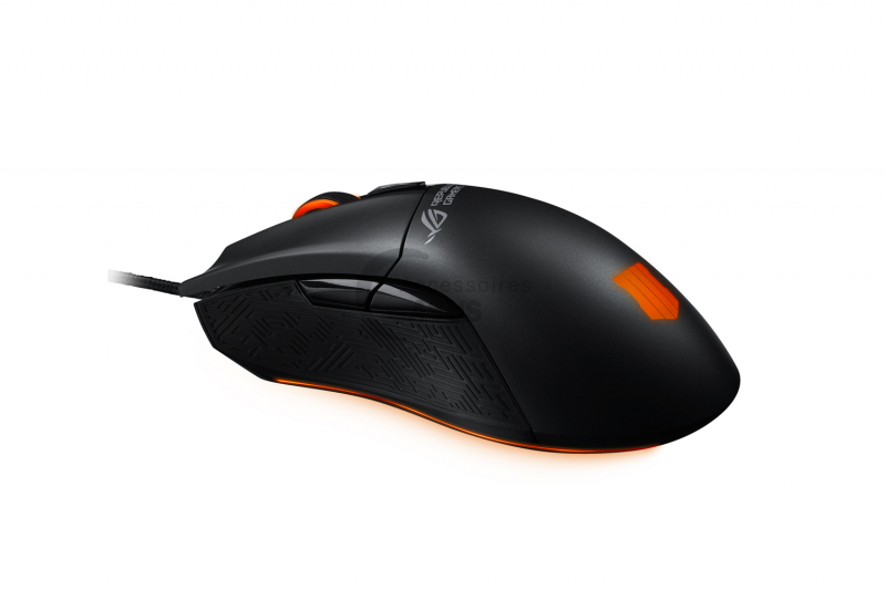 Mouse ROG Gladius II Origin Call Of Duty edition