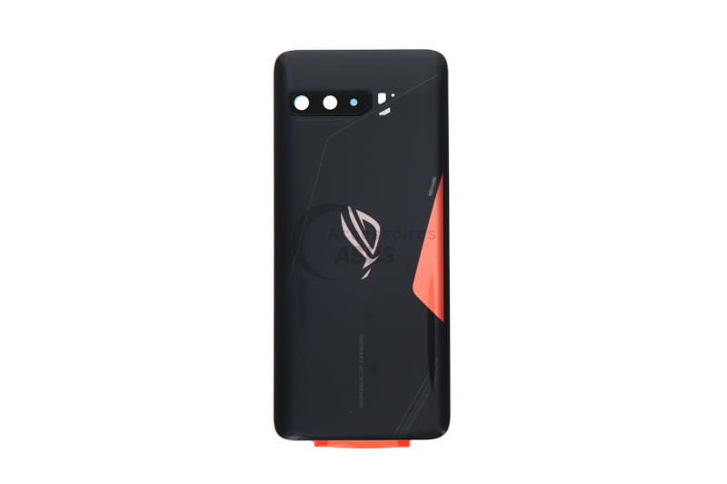 Black back cover for ROG Phone III