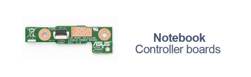 Asus notebook controller boards