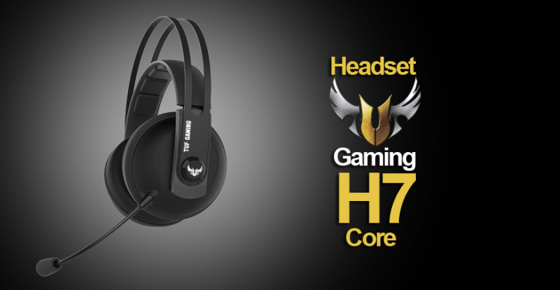 TUF Gaming Headphones H7 core
