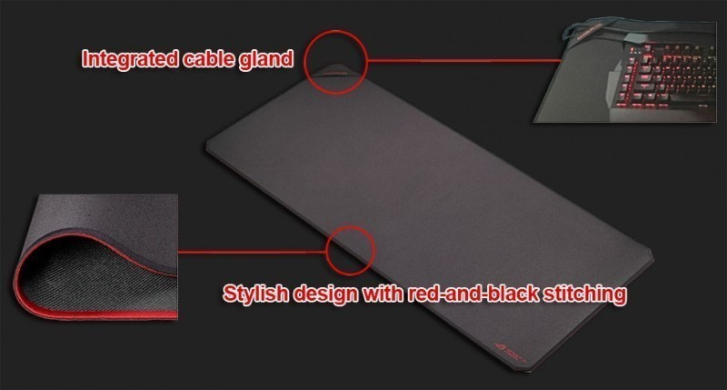 ROG GM50 Plus Mouse Pad