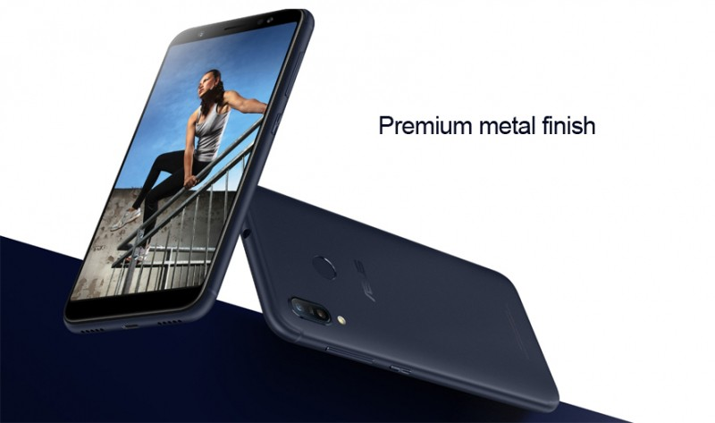 Asus ZenFone Max Pro M1 ZB602KL version 65GB in Black