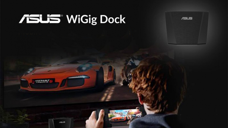 Asus WiGig Display Dock pour ROG Phone 2