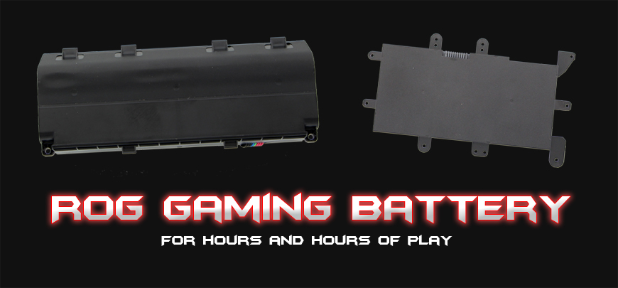 Asus ROG Gaming battery