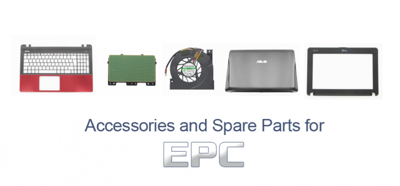 Accessories and Spare Parts for EPC
