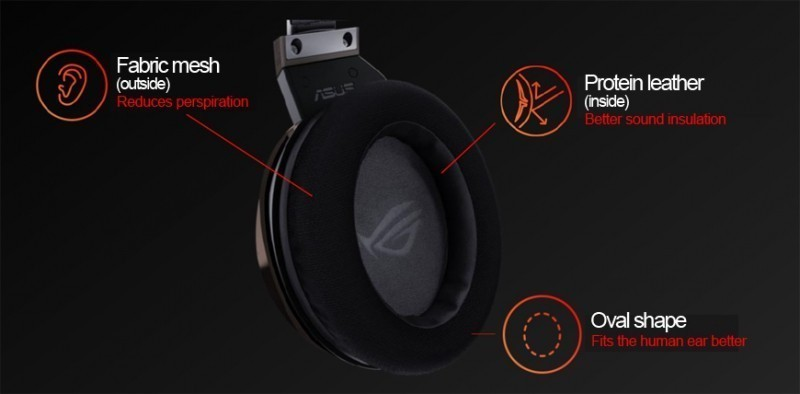 ROG Strix Fusion 300 Gaming Headset