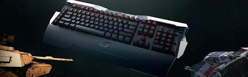 Asus ROG Horus GK2000 keyboard