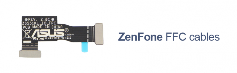 Asus ZenFone FFC cables