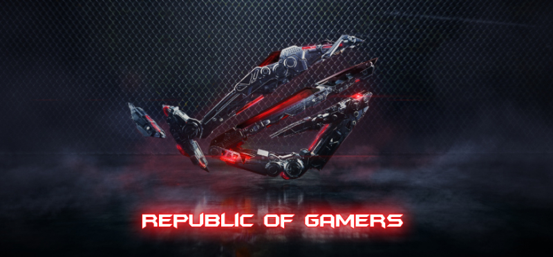 Asus ROG (Republic Of Gamers)