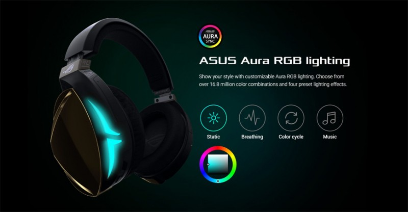 ROG Headset Fusion 500 | Accessoires Asus
