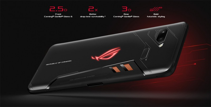 Asus ROG Phone - gaming smartphone