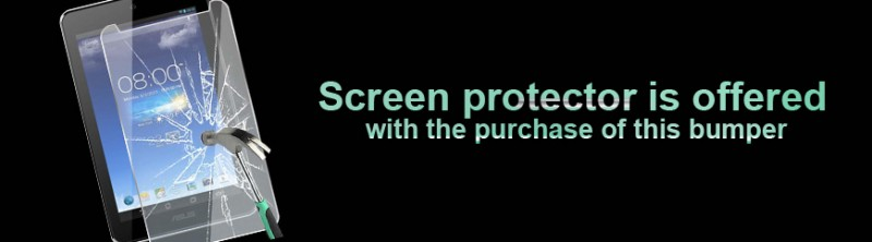 Asus Screen protector offered