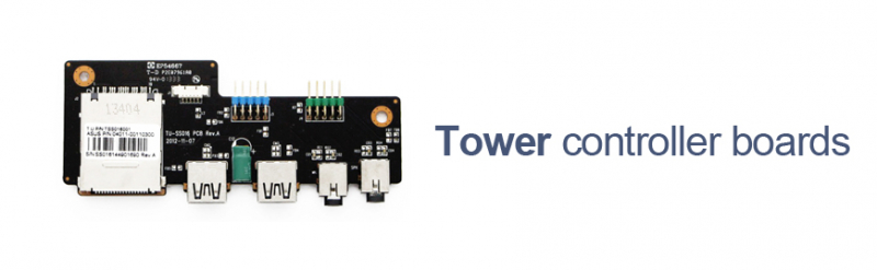 Asus tower controller boards