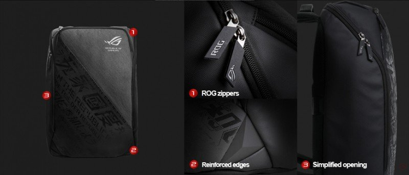 Asus ROG Ranger backpack BP1500