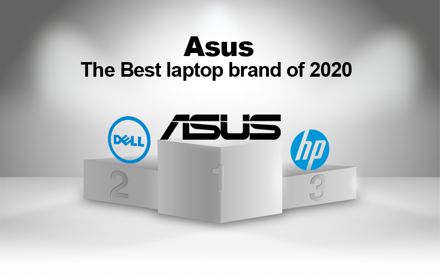 Asus, the Best laptop brand of 2020