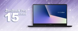 The new ZenBook Pro 15, the Asus ultraportable with a Full HD LCD touchpad